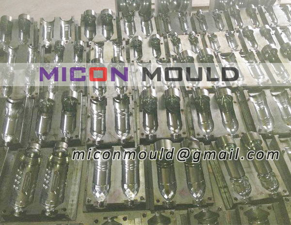 bottle blow mould