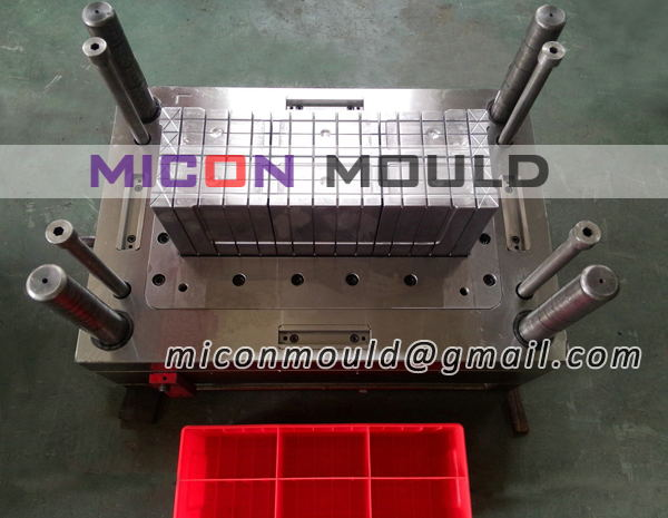 car battery case mold