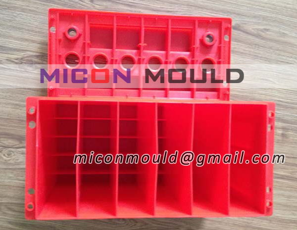 car battery container mold