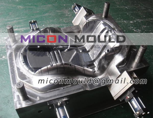 child car safety seat mould