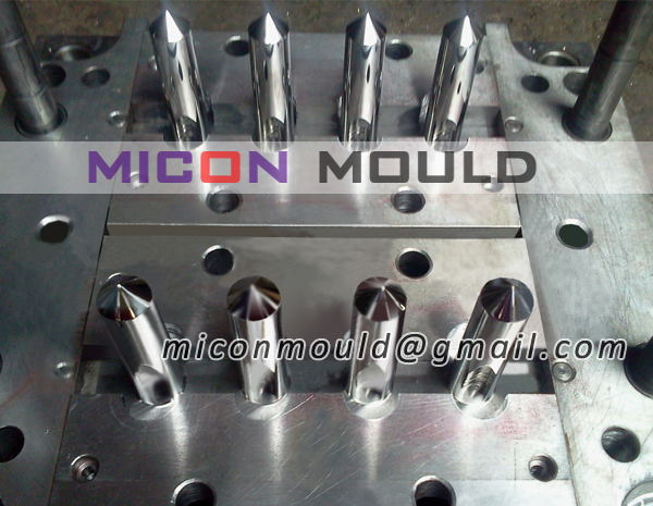 freezing tube mould