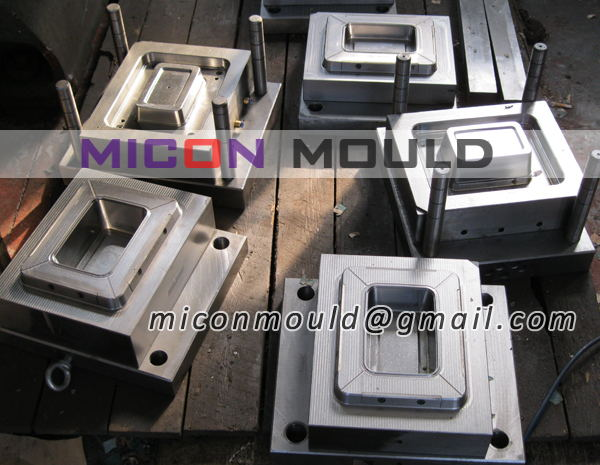 microwave container mould