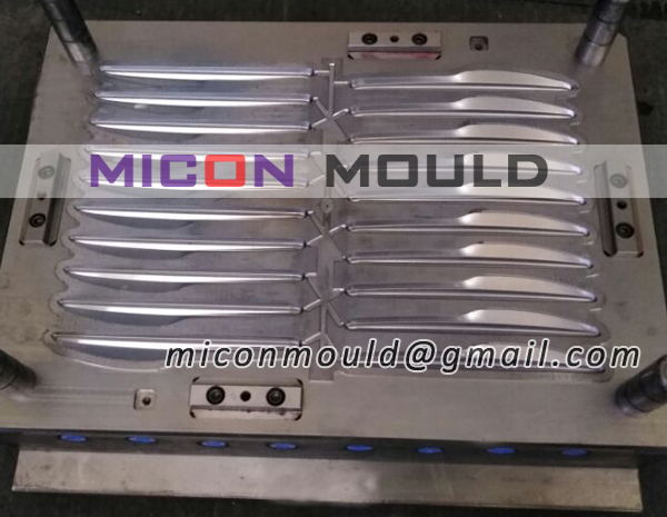 plastic knife mould