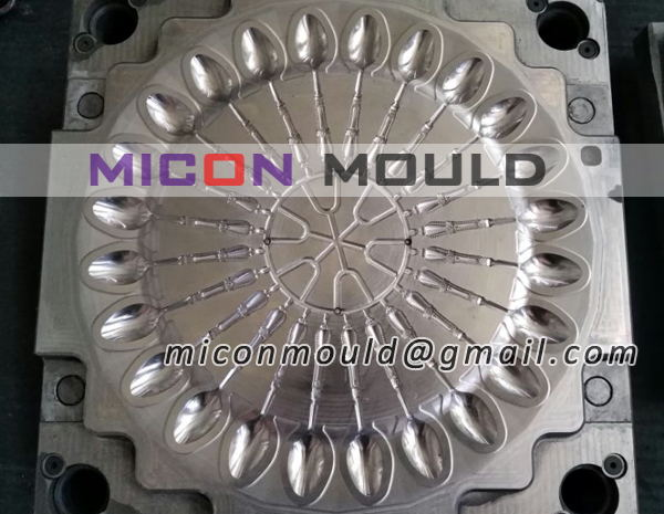 plastic spoon mold