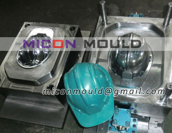 safety helmet mold