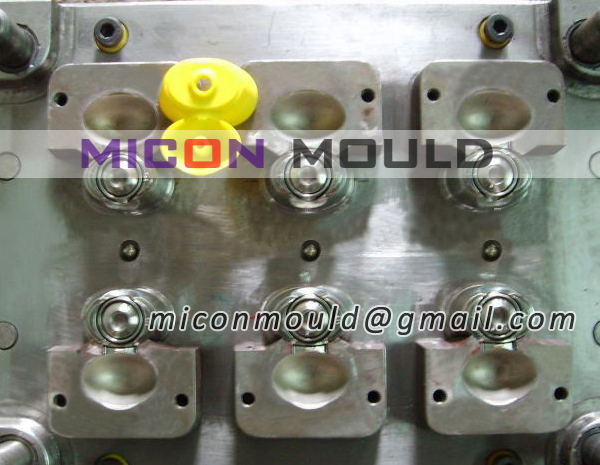 shampoo cap mould