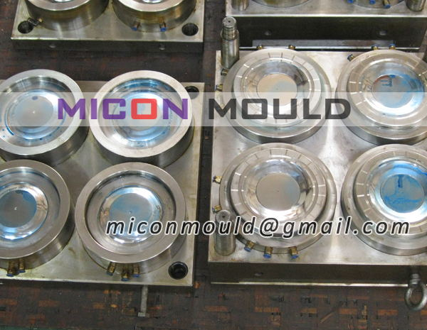 thin wall dish mould