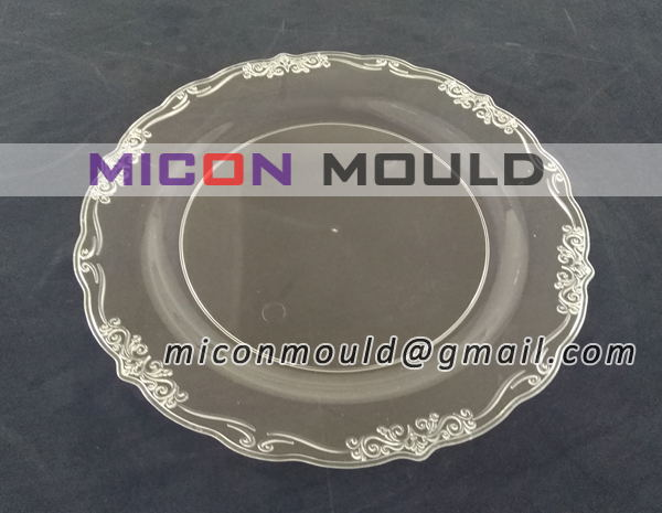 thin wall plate mould