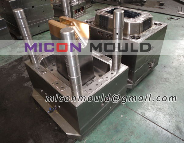 trash bin mould