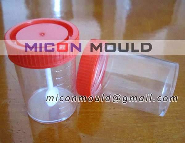 urine cup mold