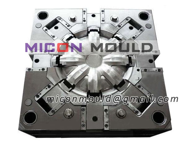 wheel hub cover mould