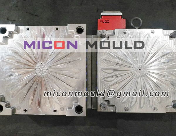plastic cutlery mould