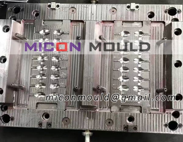 folding cutlery mould
