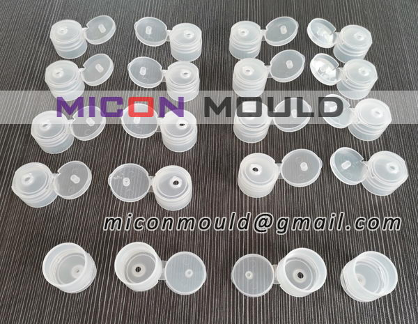 flip top cap mould